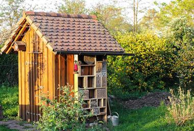 Construction cabane de jardin à Toulouse